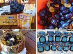 Recepty na zavařování a nakládání   NejRecept.cz Plum, Blueberry, Cereal, Nutella, Baking, Fruit, Drinks, Breakfast, Desserts