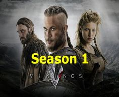 Watch Vikings Season 1 Full Episodes Online