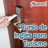 Nuevo! Curso de Inglés para Turismo