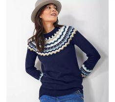 Žakárový třpytivý pulovr   blancheporte.cz #blancheporteCZ #blancheporte_cz #vanoce #darky #prozeny #moda #vanoce Pulls, Casual, Lingerie, Long Sleeve, Sleeves, Sweaters, Women, Fashion, Woman Clothing