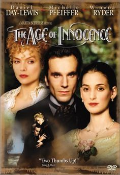 The age of innocence, 1993