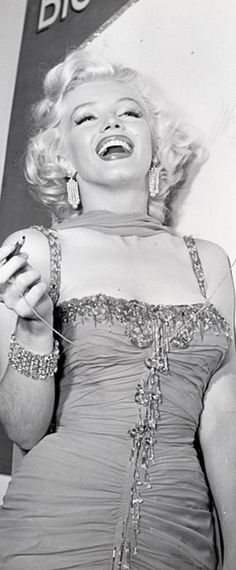 Marilyn Monroe ~ St. Jude Children's Hospital charity event at the Hollywood Bowl, July 10, 1953