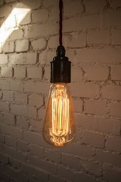 Edison Style Vintage Lightbulb - Squirrel Cage Filament