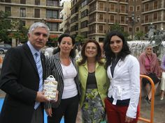 Día de la Horchata 2008. Bernat Pasqual. Orxater d'honor 2008