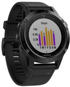 45ae1360b36d Garmin fenix(R) 5 Premium Multisport GPS Watch