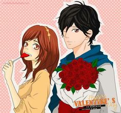 Kou and Futaba are the perfect couple