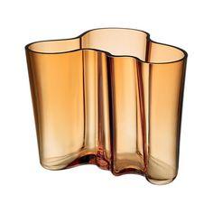 "Savoy Vase, 6.25"" by Alvar Aalto for Iittala"