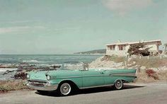 Great car to depart from your beach wedding!