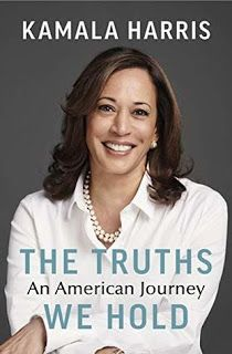 """Let's read: Harris, Kamala """"The Truths We Hold"""" The Audacity Of Hope, Dreams From My Father, Must Read Novels, Promised Land, Speak The Truth, I Promise, Book Collection, Book Club Books, New York Times"""