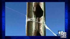 "Military Planes Caught Dumping Mysterious Fibers: Lab Tests Confirm ""Met..."