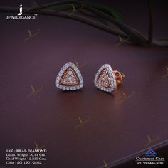 Modish designer diamonds tops… Get in touch with us on … Gold Ring Designs, Gold Earrings Designs, Gold Jewellery Design, Gold Jewelry, Royal Jewelry, India Jewelry, Diamond Earrings Indian, Platinum Earrings, Diamond Necklaces