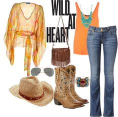 """Wild Fun Life!!!"" by deedee-carroll ❤ liked on Polyvore"