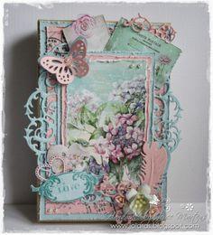 Creaties met Papicolor papier: Spring