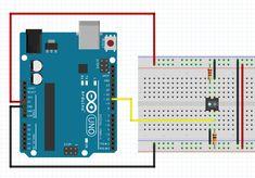arduino - Eine Einführung Esp8266 Arduino, Bar Chart, Digital, Arduino Sensors, Engineering