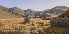 Image result for new zealand landscapes paintings