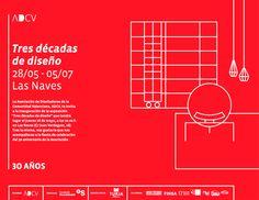 """Mañana se inaugura la expo """"Tres décadas de diseño"""" en #LasNaves y ahí estarán los productos de #LaCuina y #Picken para su degustación. #diseño #food #gourmet #AsociaciónDeDiseñadoresCV"""