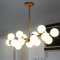 designer's lamp of pendant light living room after modern creative milky white glass iron pendant lamps molecu lighing Vintage Pendant Lighting, Pendant Lamps, Pendant Lights, Lamp Design, Lighting Design, Hanging Lights, Hanging Lamps, Living Room Lighting, Led