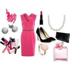 Untitled #8, created by kristypage on Polyvore