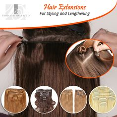 #HairExtension comes in varied styles and colors that enable one to pick distinct styles or custom look as per the occasions. Hair extensions are popular option used and are in demand lately to make your hair look thicker, long and beautiful. Find the #BestHairExtensionExpert in #SanAntonio