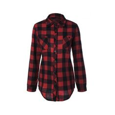 Plaid Back Skull Pattern Flannel Shirt ❤ liked on Polyvore featuring tops, shirts, tartan plaid shirt, skull print shirt, plaid flannel shirt, shirt top and skull top