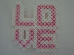 Pastel Love perler beads by TsukiHimeChii