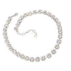 Bijuterii mireasa diademe coliere cercei cristale swarovski accesorii mirese Swarovski, Bracelets, Silver, Jewelry, Fashion, Charm Bracelets, Jewellery Making, Moda, Jewerly