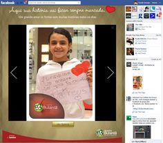 Desenvolvemos uma ação interativa com fotos adesivas personalizadas, disponível para todos os frequentadores de forma gratuita e compartilhada nas redes sociais.