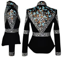 Image of Sale Pending To the Point Jacket Swestern show apparel, western show jackets, western horsemanship apparel, western show clothing, western show clothes, show clothing, showmanship shirts, horsemanship jackets, horsemanship, showmanship, plus size, petite sizes, western pleasure jacket