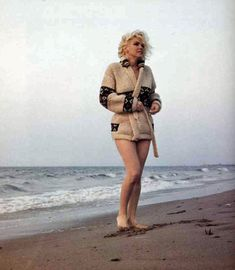 The Personal Property of Marilyn Monroe: A Hand-Knitted Cardigan - The Marilyn Monroe Collection