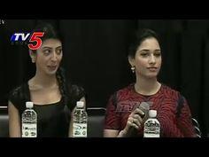 Slimness Tips By Actress Tamanna & Pranitha In NATA Celebrations http://edlabandi.com/64618-slimness-tips-by-actress-taman.html