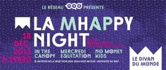 2ème édition au Divan du Monde de la MhAPpy Night