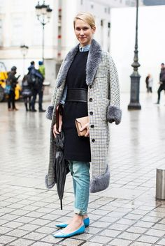 The Secret to Achieving Timeless Style via @WhoWhatWearUK
