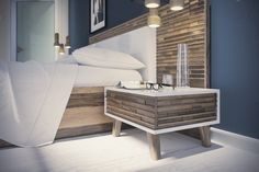 Jenga Bedroom