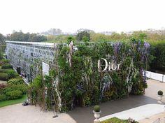 Dior au musée Rodin, Bureau Betak