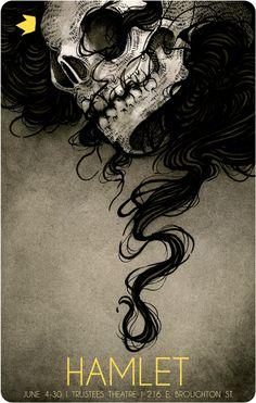 Hamlet by Cleonique Hilsaca