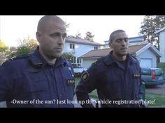 Los ricos suecos expuestos al multiculturalismo, resulta que no les gusta después de todo ... - Israel Video Network