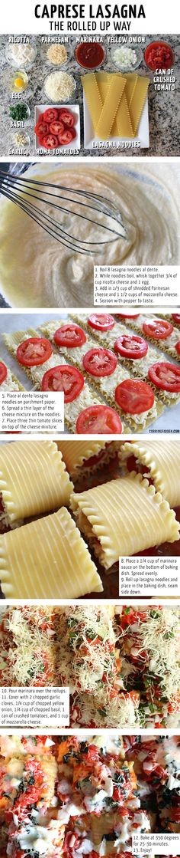 Caprese-Lasagna-Roll-Ups-Recipe