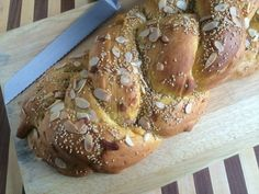 Greek Bread | Greek Dishes | Pinterest | Holiday Bread, Breads and ...