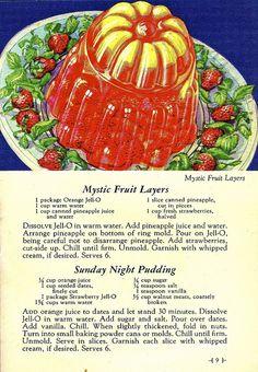 Mystic Fruit Layers