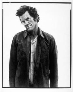 Richard Avedon – In the American West Janis Kimberlin, Drifter, State Rd 18, Hobbs, NM 10.07.1980