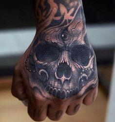 Here we present, the most amazing list of 30 Creative Hand Tattoo Designs in Vogue.You can take a glance for hand tattoos below. Back Of Hand Tattoos, Hand Tats, Finger Tattoos, Body Art Tattoos, Sleeve Tattoos, Trendy Tattoos, Tattoos For Women, Cool Tattoos, 3d Tattoos
