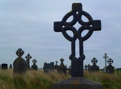 Killeany Cemetery, Inis Mor, Aran Islands