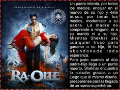Cine Bollywood Colombia: RA ONE