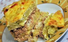 I'll have to have it translated but, a quick search tells me it is pork and cabbage. I love pork and cabbage! Croatian Recipes, Hungarian Recipes, Hungarian Cuisine, Hungarian Food, Pork And Cabbage, Vegetable Casserole, Quiche, Main Dishes, Good Food
