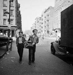 photos by Stanley Kubrick