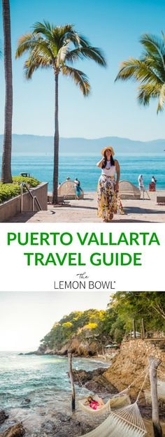 Puerto Vallarta Travel Guide for Foodies - The Lemon Bowl® - Your ultimate foodie travel guide to Puerto Vallarta, I'll show you where to stay, what to do and - Puerto Vallarta, Need A Vacation, Vacation Spots, The Places Youll Go, Places To See, Photo Food, Travel Tags, Beach Trip, Beach Travel
