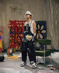 G-Dragon for Nike Seungri, Gd Bigbang, Bigbang G Dragon, Choi Seung Hyun, Kpop, G Dragon Fashion, Dragon Icon, Dragon Pictures, Ji Yong