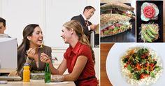 5 recetas vegetarianas para llevar como vianda al trabajo