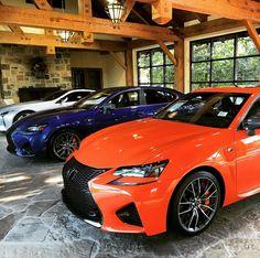 Dream garage. #goldenopportunity #lexus #lexusgsf #lexuslc #lexuslove #lexuslife #lexusdominion #northparklexusatdominion #salexus #newlexus #lexusperformance #lexusfamily #ExperienceAmazing #musthave #howihue