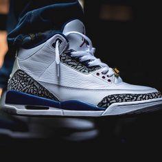 """Air Jordan III """"True Blue"""""""